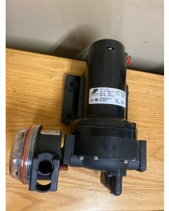 "Johnson Pump 10-13407-07 Washdown 70 Psi 5.2 Gpm 1/2"" Or 3/8"" 12V Aqua Jet"