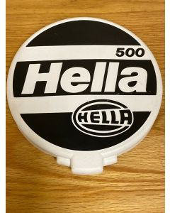 HELLA 76209C Single 500 Clear Fog Lamp