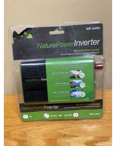 Nature Power Inverter 38204 DC to AC Power Inverter