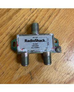 RadioShack 16-2567 Satellite/TV Splitter